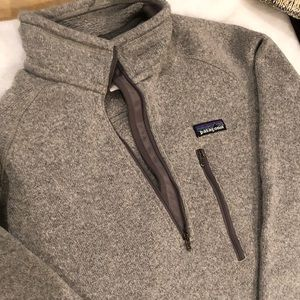 PATAGONIA 3/4 Zip Pull Over